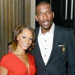 Amar'e Stoudemire and Alexis Smith are Now Mr. and Mrs.