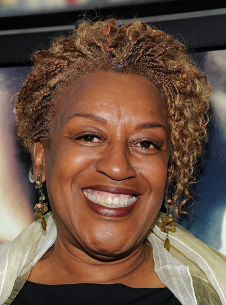 Actress CCH Pounder is 62 today