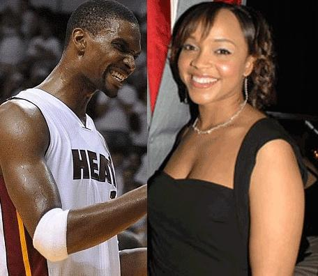 chris bosh & allison mathis