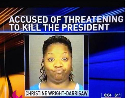 christine wright darrisaw