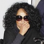 Diana Ross Breaks Her Ankle at a Naomi Campbell Party