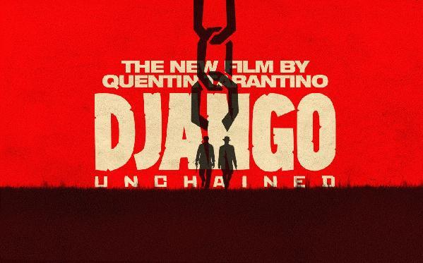 django unchanied (poster)