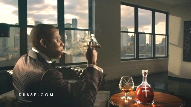 Jay z hosts launch party for his new cognac d usse eurweb for Jay z liquor price