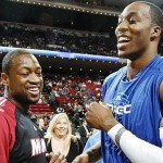 NBA Suspends Wade; Fines Howard for Being Bad Boys (Watch the Infractions)