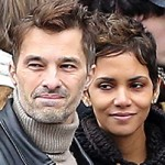 Halle Berry, Olivier Martinez Spending Holiday in Paris
