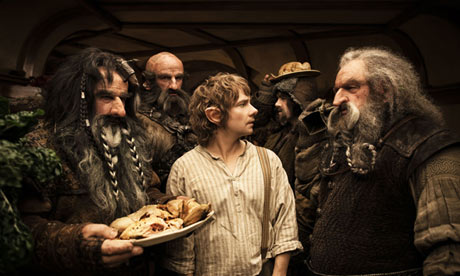 The Hobbit: An Unexpected Journey …