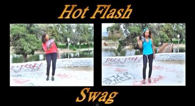 hot flash swag