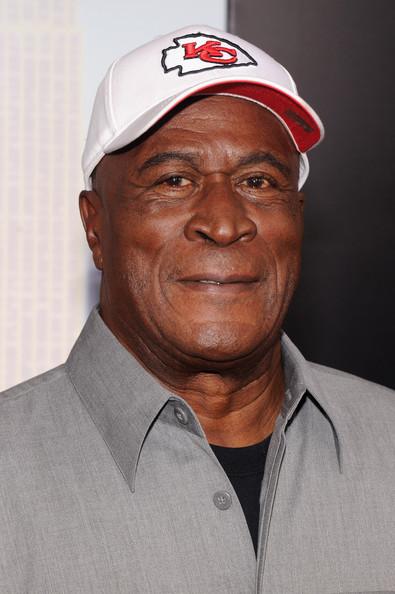 Actor John Amos is 77
