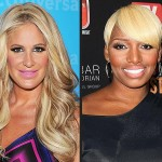 NeNe Celebrates Kim's Departure; Kim Says the 'RHOA' Women Can't Get Along