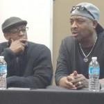 Chuck D & Classic Rap Stars (Hip Hop Gods) Rain on Los Angeles (Video)