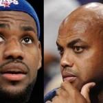 LeBron James to Charles Barkley: Shut Up!