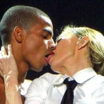 Madonna 'Tongues Down' New Boy Toy During Concert