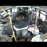 Another Altercation on the Bus?! – Not the Driver this Time! (Video)