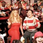 Mariah, Roots Rock 'All I Want for Xmas' on Toy Instruments (Watch)