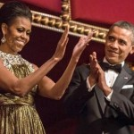 Obamas Salute 2012 Kennedy Center Honorees (Photos)