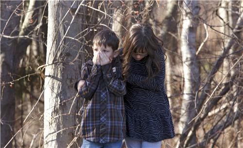 newtown shooting (kids reacting)