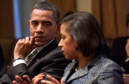barack obama & susan rice