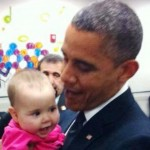 Sandy Hook: 'Mom Would Be Proud to See Obama Holding Granddaughter'
