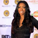 Porsha Makes First Post-Filing Appearance
