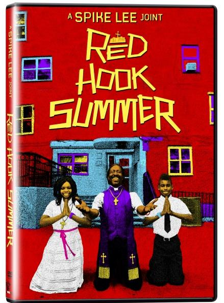 red hook summer dvd cover