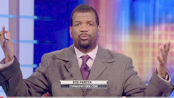 rob parker (screenshot)