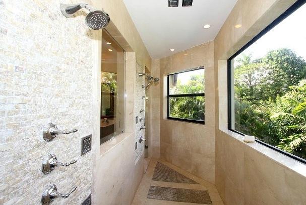 shane battier bathroom