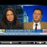 Soledad O'Brien to Gun Advocate: 'Your Position Boggles Me' (Video)