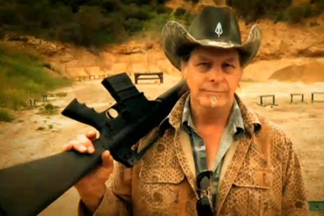 ted nugent gun country