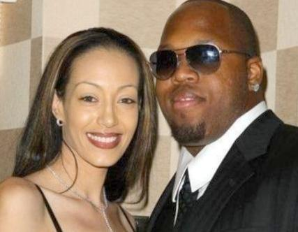 terrell suggs & candace williams