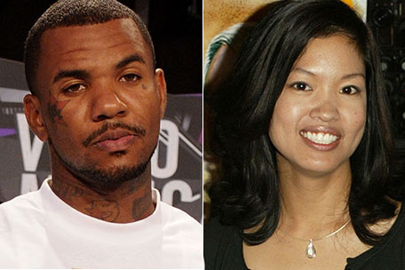 The Game & Michelle Malkin