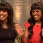 Sisters Tia and Tamera Go Through Motherhood Together