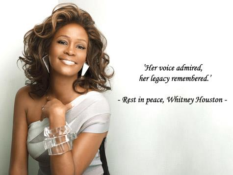 whitney houston remembered