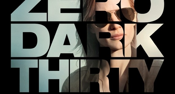 zero dark thirty (poster)