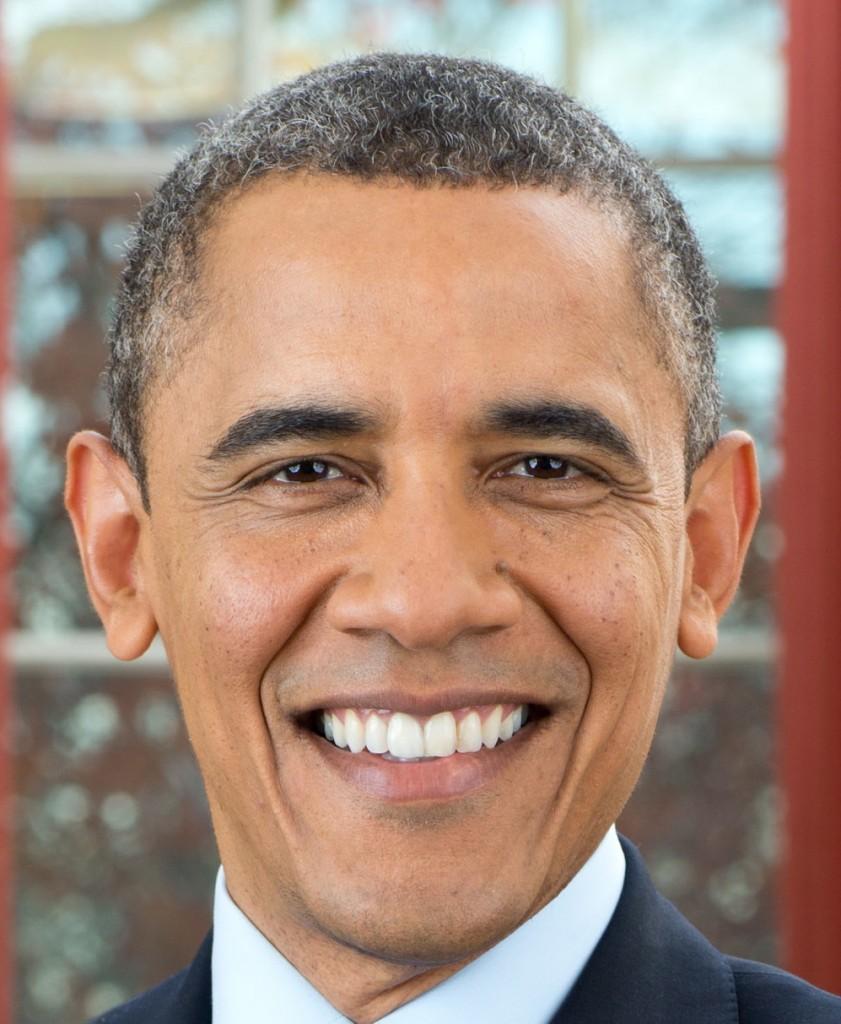 President Obama: President Obama's New Official Portrait Released