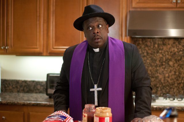 Cedric The Entertainer, A Haunted House