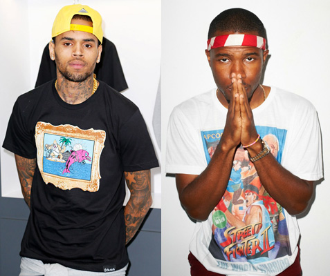 Chris Brown & Frank-Ocean