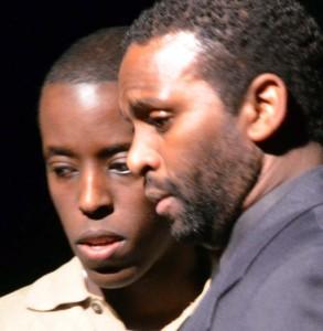 Matthew Murumba and Leopold Lowe in Circumstances