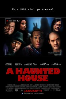Poster, A Haunted House