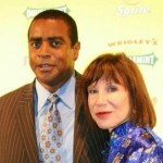 Ahmad Rashad and His Rich Wife Sale Johnson Headed for Splitsville