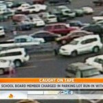 School Board Member Hits Teen with SUV Over Walmart Parking Space (Video)