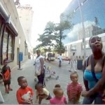 Atlanta Store Guard Tasers Screaming Woman in Front of Her Kids (Video)