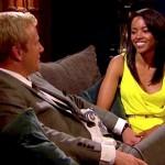 'Bachelor' Sean Tells Robyn 'My Last Girlfriend was Black'