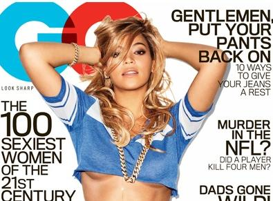 beyonce (gq cover)