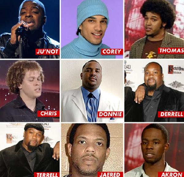 black american idol contestants
