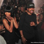 Monday Snaps: Brandy & Fiance Ryan Press Party in ATL