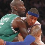EUR Sports Bits: Carmelo Anthony Suspended, Junior Seau had Brain Disease
