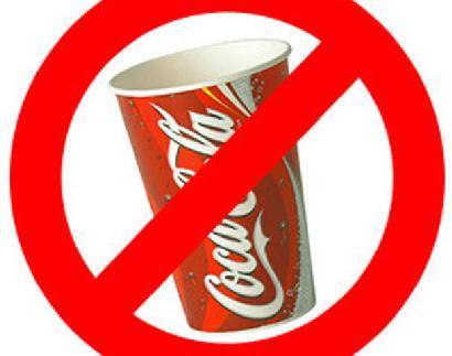 coca cola ban symbol