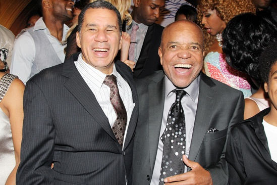 david patterson & berry gordy