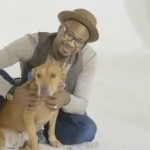 Dewayne Woods Lifts His Voice for Animals in New PETA Ad (Video)