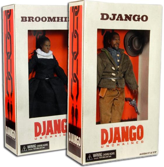 django dolls